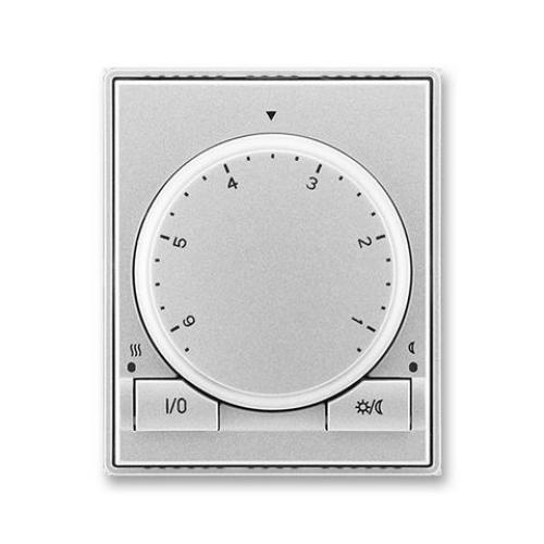 ABB Time, Time Arbo termostat otočný 3292E-A10101 08 titanová
