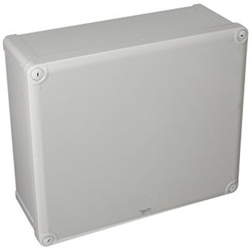 Krabice plastová Schneider Thalassa s neprůhledným víkem IP66 325x275x120mm NSYTBS342912