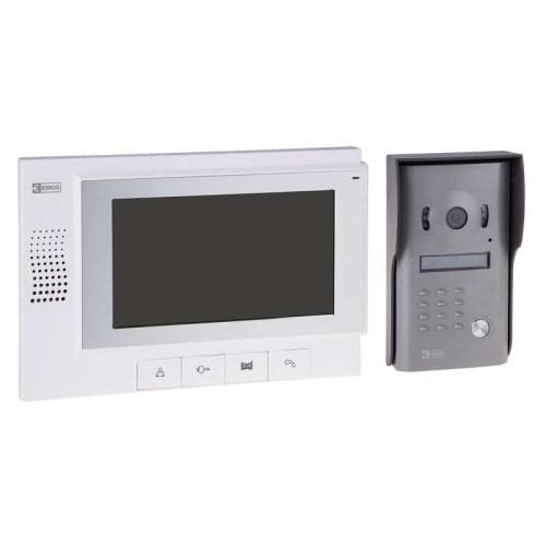"Videotelefon barevný 7"" EMOS RL-03M H1011"