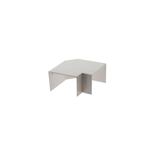 Úhel plochý 18x13 bílá Malpro 11813