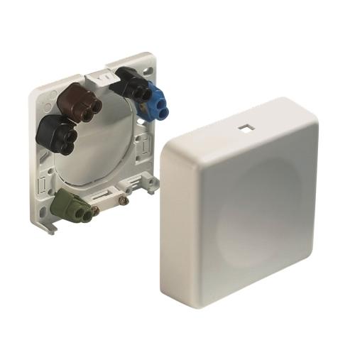 Kabelový vývod (přístrojová přípojka) na omítku ABL 2505010 5x6mm