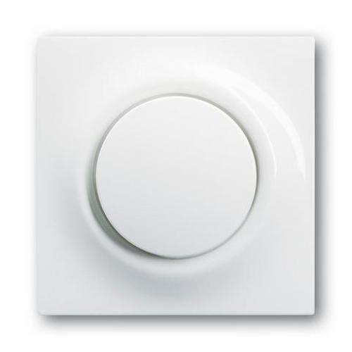 ABB Impuls kryt vypínače alpská bílá 1753-0-4781 (1786-74) 2CKA001753A4781
