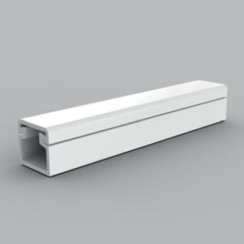 Lišta na kabely KOPOS LV 11X10 HA bílá, 3m