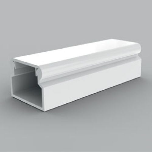 Lišta na kabely KOPOS LV 18x13 HD 3m bílá