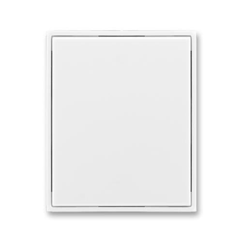 ABB Element,Time kryt stmívače s krátkocestným ovládačem bílá/bílá 3299E-A00100 03