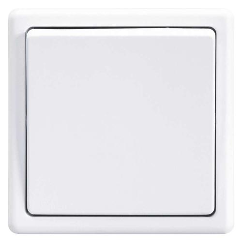 ABB Classic vypínač č.1 jasně bílá 3553-01289 B1