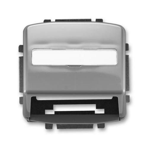 ABB Tango kryt datové zásuvky kouřová šedá 5014A-A100 S2