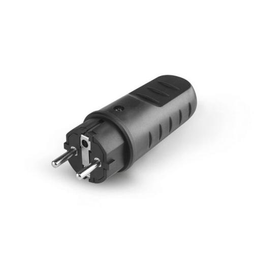 Vidlice pogumovaná SCAME 16A/250V IP44 110.3100