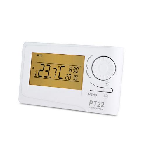 Digitální termostat ELEKTROBOCK PT22