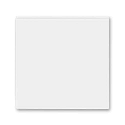 ABB Levit kryt vypínače bílá/bílá 3559H-A00651 03