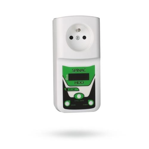 IQtronic HDO spínač pro domácí spotřebiče do zásuvky
