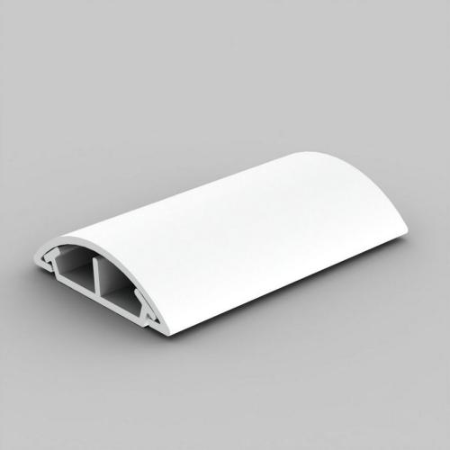 Přechodová podlahová lišta KOPOS LO 35 HD 2m bílá