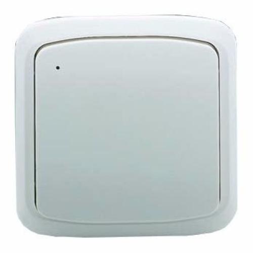 Vypínač bezdrátový ENIKA Tx Tango B 3299A-11900 B 1006544 bílý
