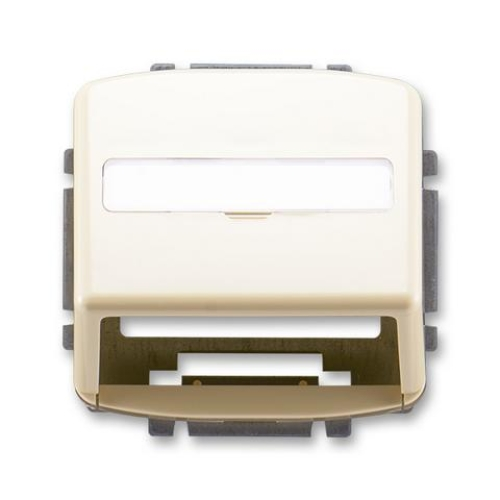 ABB Tango kryt datové zásuvky slonová kost 5014A-A100 C
