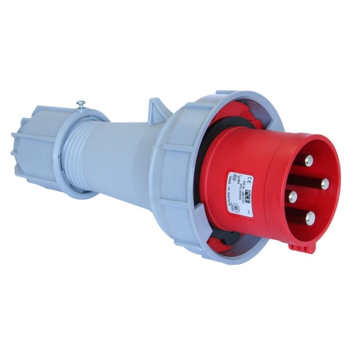 Vidlice PCE 034-6 63A/4P/400V IP67