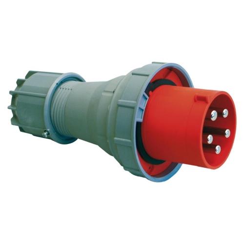 Vidlice PCE 045-6 125A/5P/400V IP67