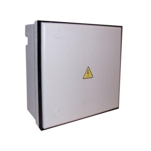 Elektroměrový rozvaděč DCK ER513/KVP7P šedý pro PRE