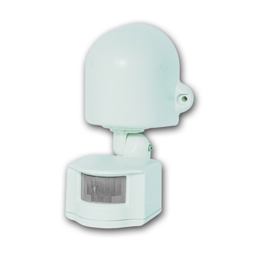 Pohybové čidlo ELEKTROBOCK LX14 120° IP44 1000W bílá