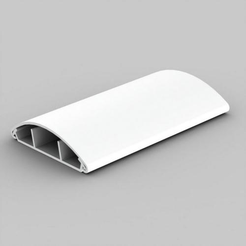 Přechodová podlahová lišta KOPOS LO 75 HD 2m bílá
