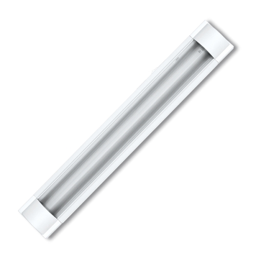 Zářivkové svítidlo Ecolite KORADO TL3013-18 bílé 1x8W