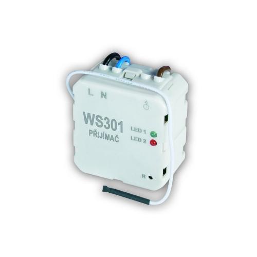 Přijímač do instalační krabice ELEKTROBOCK WS301