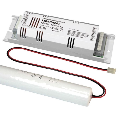 Nouzový modul MODUS LEP/80/1 6-80W 1H 213080100057