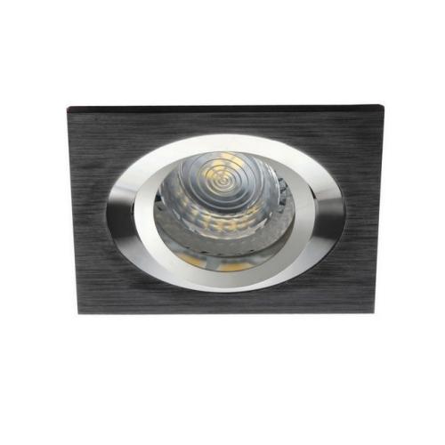 Vestavné podhledové bodové svítidlo Kanlux SEIDY CT-DTL50-B 18289 Gx5,3 MR-16 12V max 50W