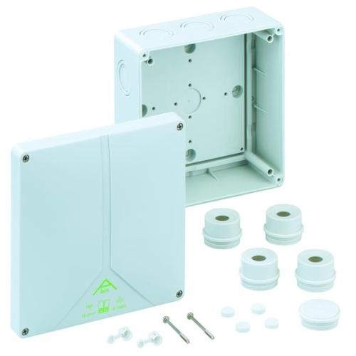 Krabice Spelsberg Abox 160-L IP65 180x180x91mm
