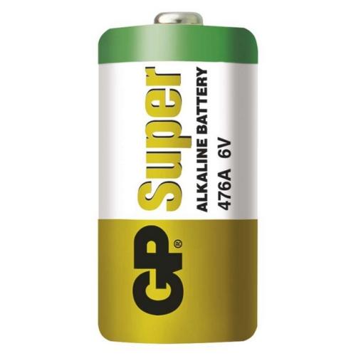 Baterie GP 476AF 4LR44 speciální alkalická 1ks 1021047612