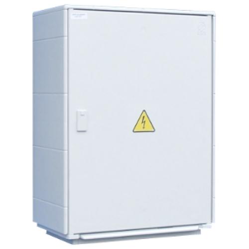 Elektroměrový rozvaděč DCK ER222/NVP7P/250 šedý pro ČEZ, E.ON