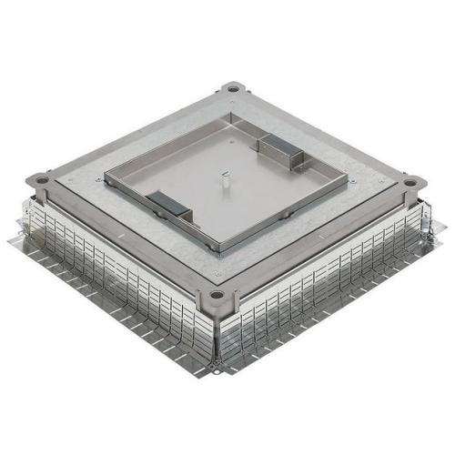 Kovová instalační krabice do betonové podlahy Legrand 89634