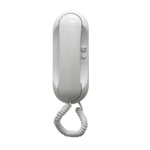 Domovní telefon ESO bílá TESLA 4FP 211 21.201
