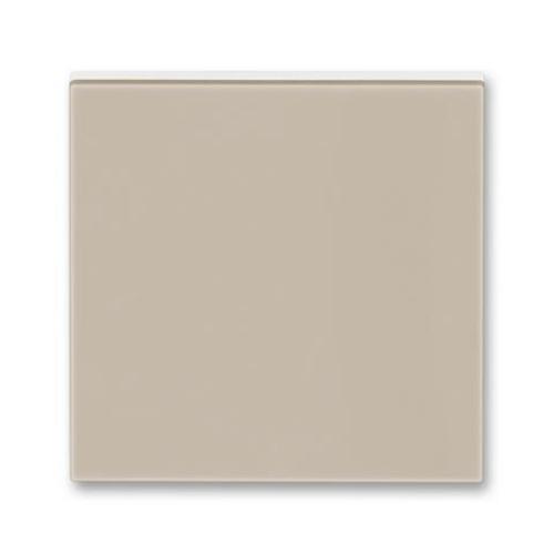 ABB Levit kryt vypínače macchiato/bílá 3559H-A00651 18