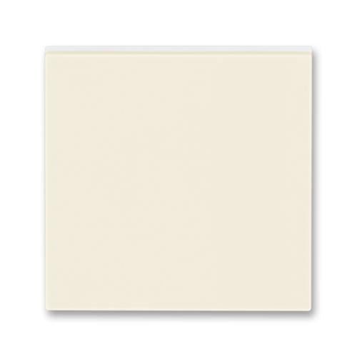 ABB Levit kryt vypínače slonová kost/bílá 3559H-A00651 17