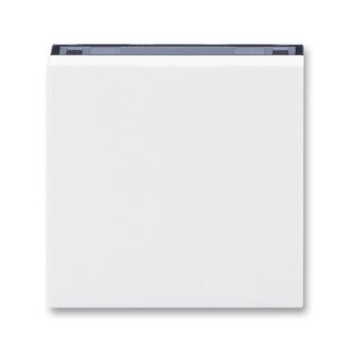 ABB Levit kryt vypínače bílá/kouřová černá 3559H-A00651 62