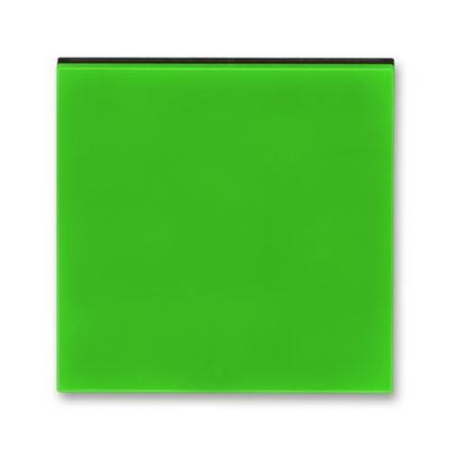 ABB Levit kryt vypínače zelená/kouřová černá 3559H-A00651 67