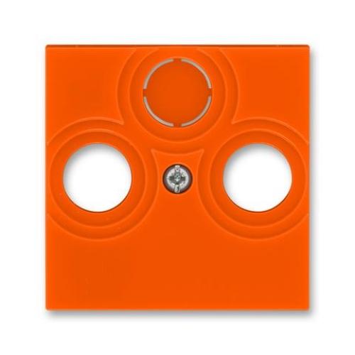 ABB Levit kryt zásuvky televizní oranžová 5011H-A00300 66