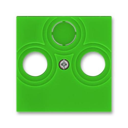 ABB Levit kryt zásuvky televizní zelená 5011H-A00300 67