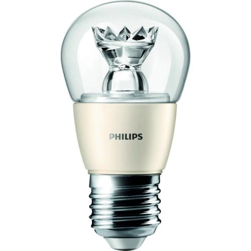 LED žárovka E27 Philips P48 CL 3,4W (25W) teplá bílá (2700K) stmívatelná