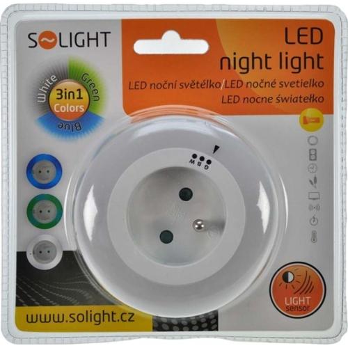 LED noční světélko Solight WL93