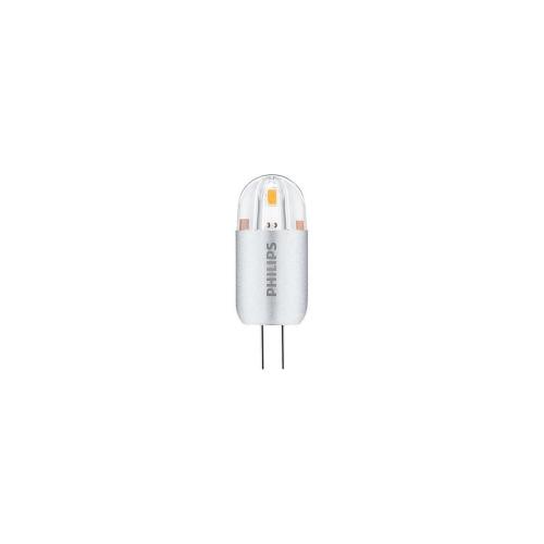 LED žárovka G4 Philips LV 1.2W (10W) teplá bílá (3000K)12V