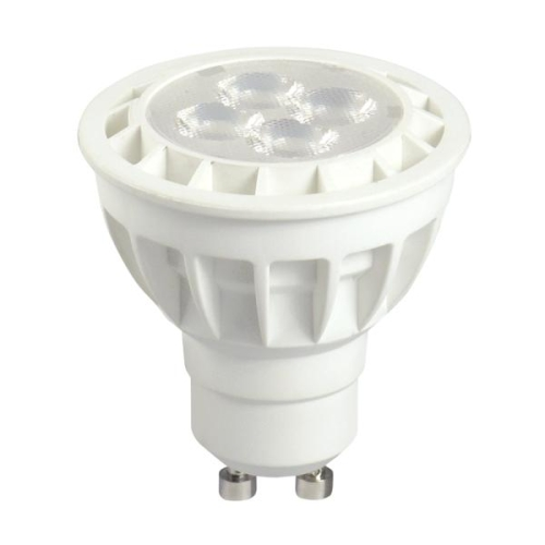 LED žárovka GU10 McLED 6W teplá bílá (2700K), reflektor 60° ML-312.097.99.0