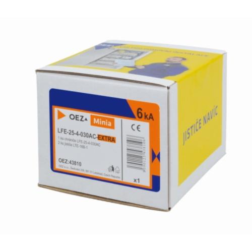 Balíček proudový chránič OEZ LFE-25-4-030AC-EXTRA