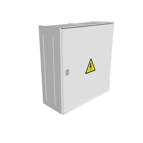 Elektroměrový rozvaděč Elplast PER 2/3F/40 5020 šedý pro ČEZ, E.ON
