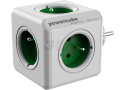 POWERCUBE ORIGINAL 5X230V zelená