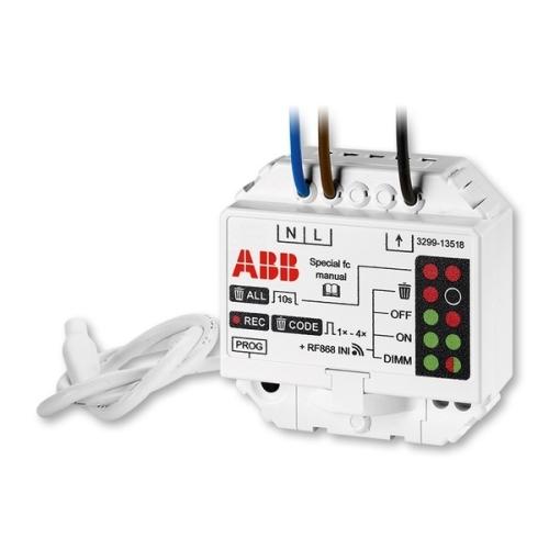 ABB RF stmívací aktor 3299-13518 pro LED žárovky