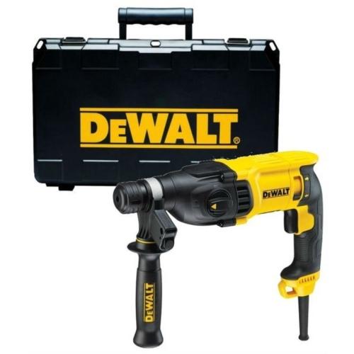 Vrtací a bourací kladivo DeWALT D25133K SDS+ 800W