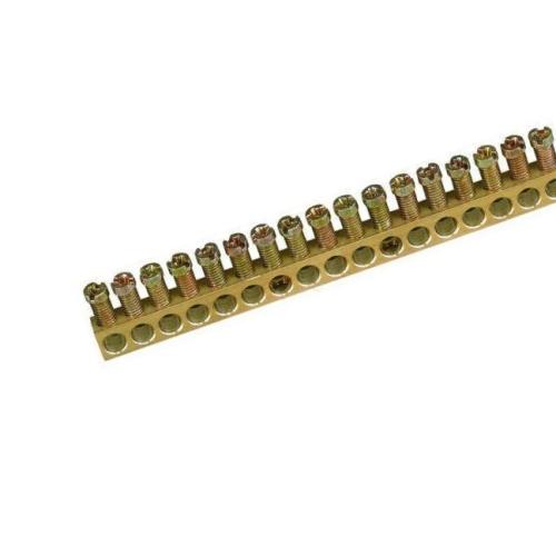 Rozbočovací můstek N/PE 2x25mm2 a 13x16mm2 /EATON KL-15/ 219726