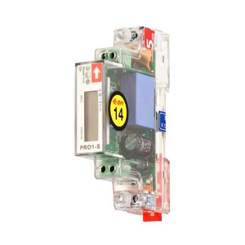 Elektroměr 1fázový PRO1S 0,25-45A CZ cejchovaný