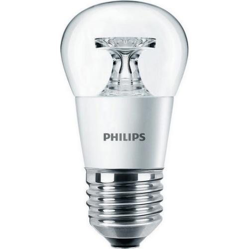 LED žárovka E27 Philips P45 CL 4W (25W) teplá bílá (2700K)